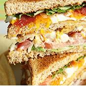 Club Sandwich - poulet